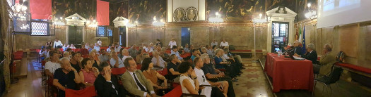 Presentazione di Fondamenta Novissima all'Ateneo Veneto   Studio C and C