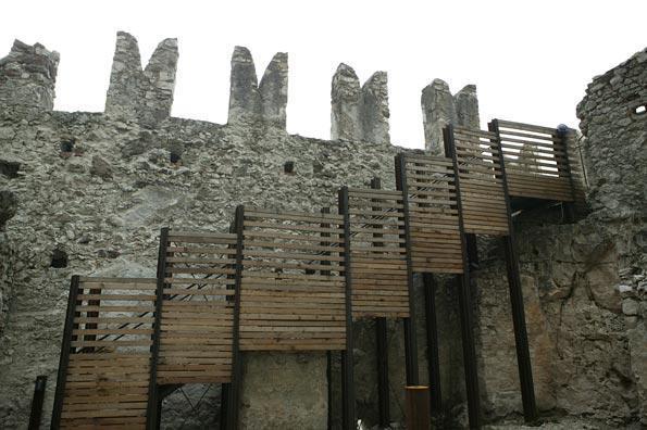 Salorno, Castle | Studio C and C