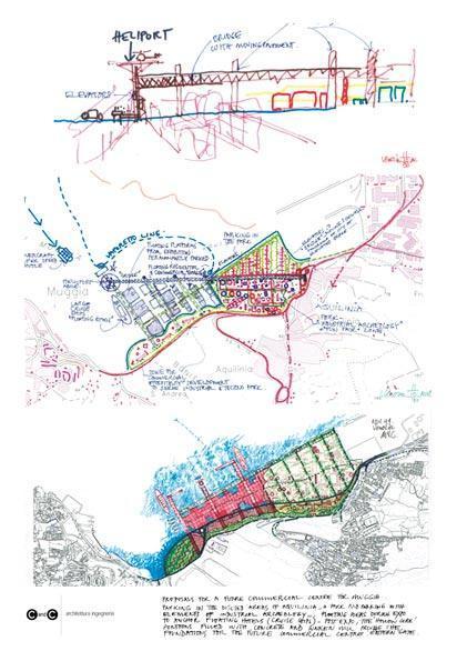 Trieste, Expo Feasibility Plan | Studio C and C