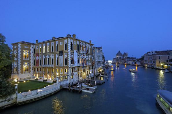 Studio C and C | restauro e ri-funzionalizzazione di Palazzo Franchetti, Venezi