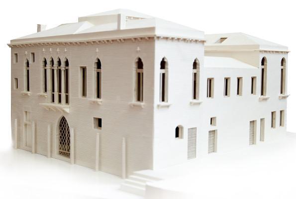 Palazzetto Bragora - model | Studio C and C