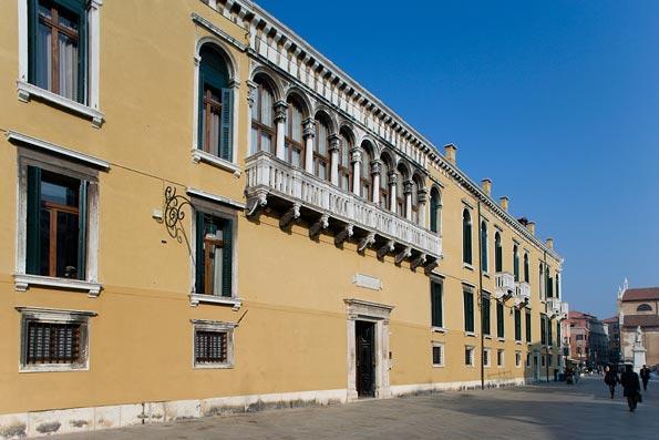Studio C and C | restauro e adeguamento di Palazzo Loredan a Venezia