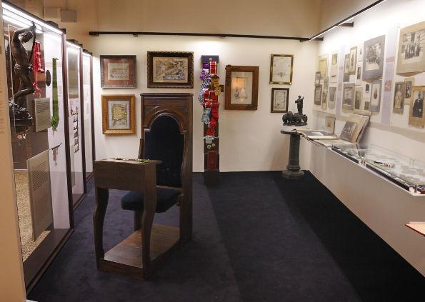 Studio C and C | Sala Luigi Luzzatti, Istituto Veneto