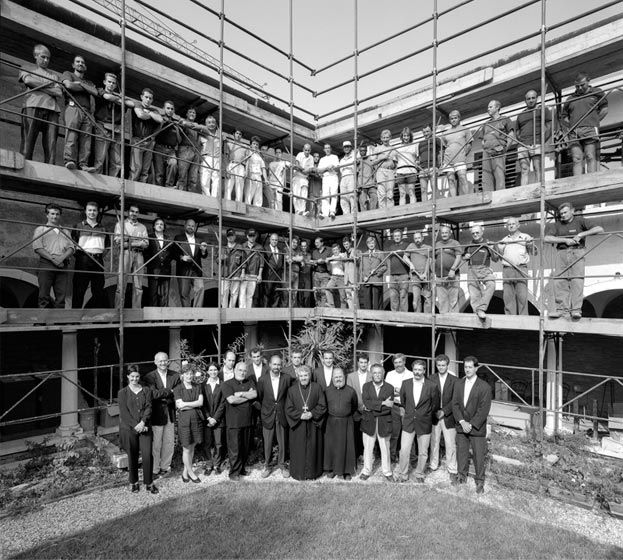End of works in Artigianelli Complex | C and C architettura ingegneria